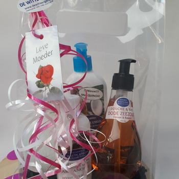 Leve Moeder: Luxe vierdelige geschenken set