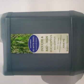Douche &  Bad met Eucalyptusolie  5 L
