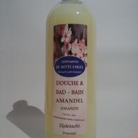 Douche & Badolie met Zoete Amandelolie 1 L