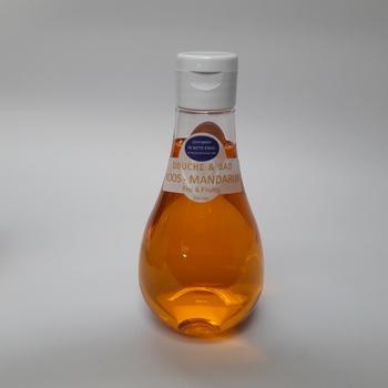 Douche & Bad olie Roos-Mandarijn 250ML met klikdop