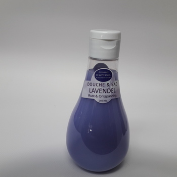 Douche - en Bad Lavendel 250ML met klikdop