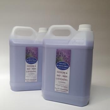 Douche & Bad Lavendel 10 L
