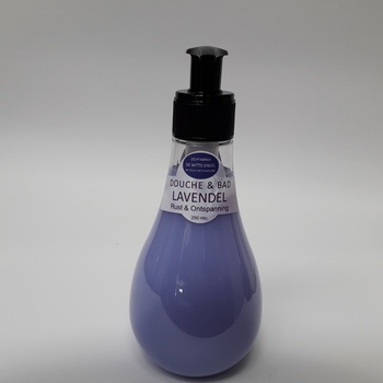 Douche & Bad lavendel 250ML met pompje